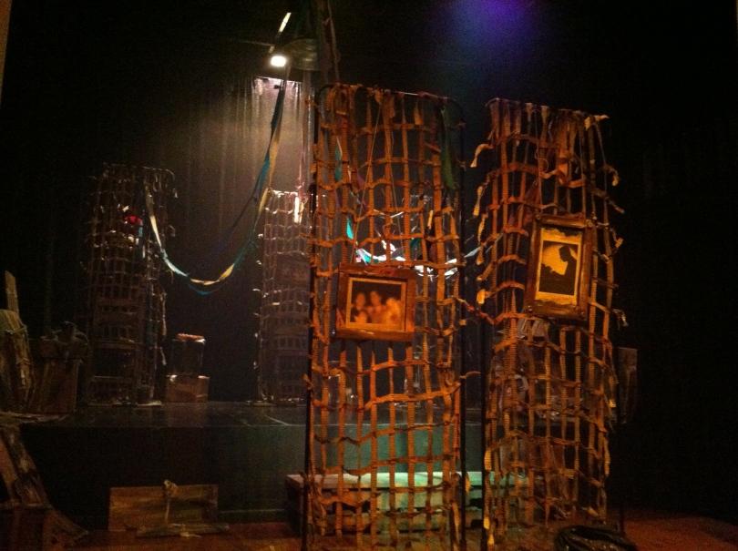 Teatro argentino. Centro Cultural Eureka